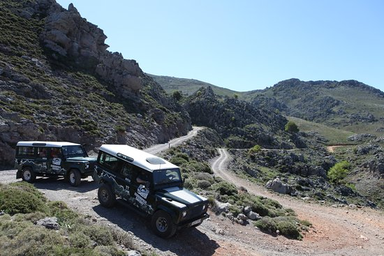 Georgioupolis Land Rover Jeep Safari