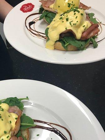 Raymond Terrace, Australia: Eggs benne