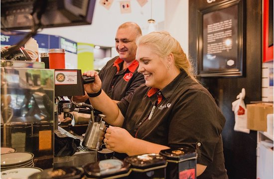 Raymond Terrace, Australia: Award winning coffee made with love