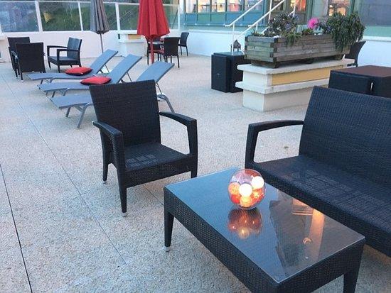 h tel mercure granville le grand large france voir les tarifs et 588 avis. Black Bedroom Furniture Sets. Home Design Ideas