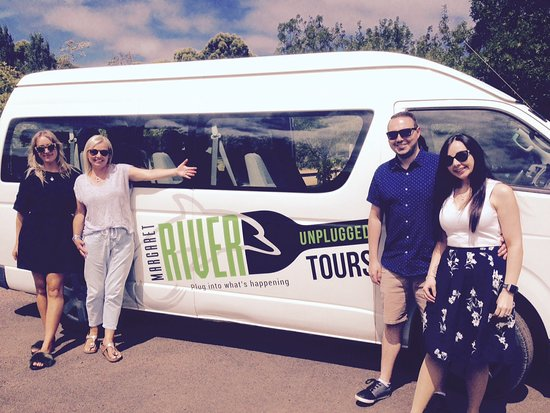 Margaret River Unplugged: We love Belle our bus