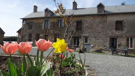 Villiers-Fossard, Frankrijk: Beautiful old cider & dairy farm, newly renovated for B&B