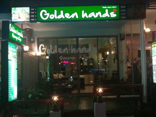 Golden Hands Massage & Spa: Everything good here