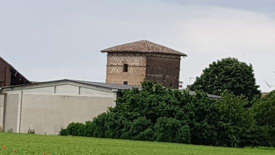 Voghera, Itália: La torre