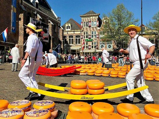 Alkmaar Tours