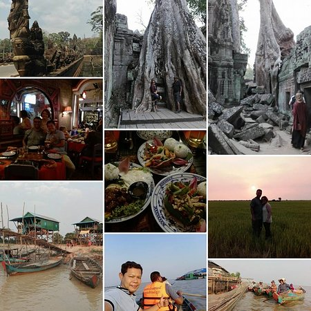 Cambodia Destination Tours