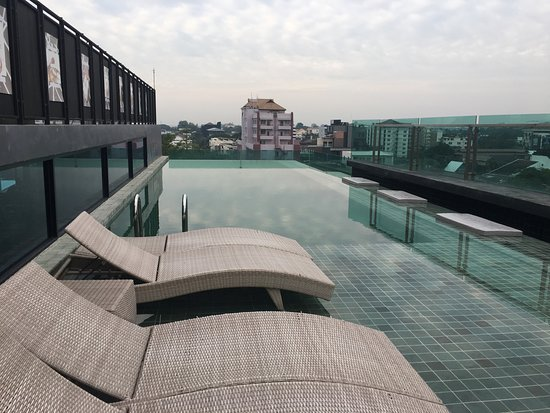 Cool hotels in Thailand - Shows Chiang Mai art hotel