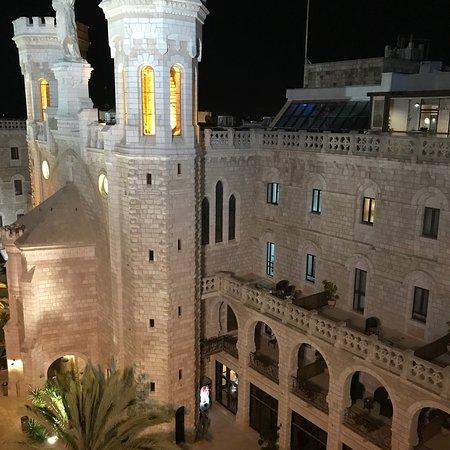 Hotel di Gerusalemme durante il pellegrinaggio