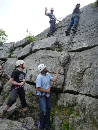 Kendal, UK: Stag Events. Introductory Rock Climbing Sessions in The Lake District.