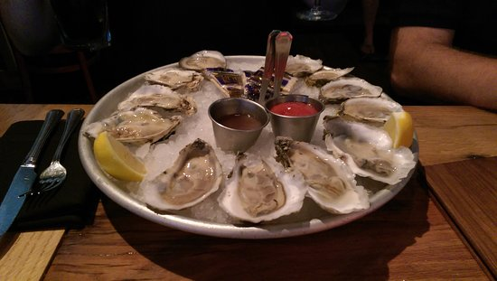 Ellicott City, MD: Oysters