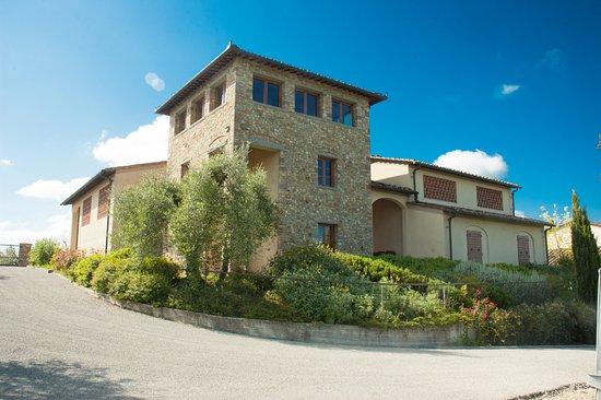 Montespertoli, Italia: azienda agricola Casa di Monte - Cantina -  Agriturismo - Wine Tasting