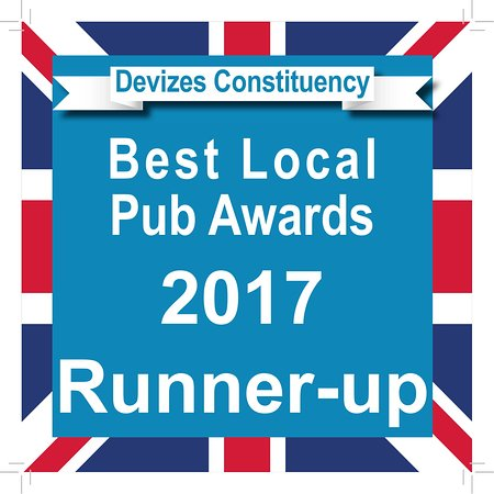 Rowde, UK: We are very proud to have come runner up in Claire Peryys Best Local Pub Awards