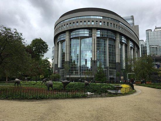European Parliament (Hemicycle visits)照片
