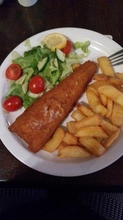 Stevenston, UK: O prato