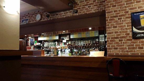 Stevenston, UK: Dentro do restaurante