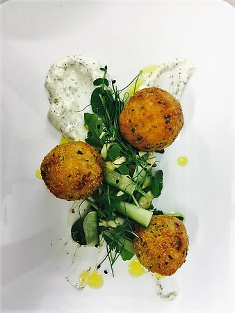 Great Baddow, UK: Fish Cakes