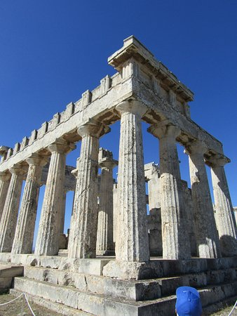 Temple of Aphaia: Ναός της Αφαίας