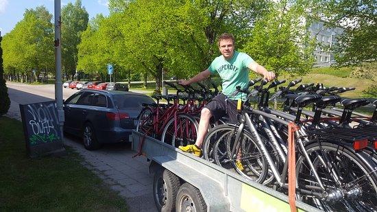 Bike Rental - by Carfield: New bikes arriving