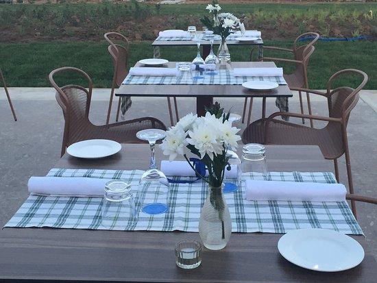 TUI BLUE Lagoon Palace: Culinarium setting for dinner