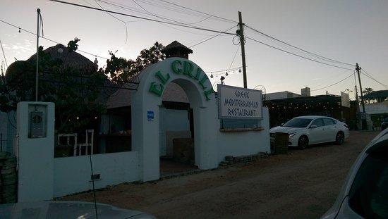 El Grill Restaurant Resmi