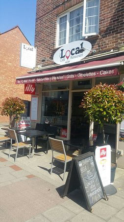 The Local Cafe Selsey
