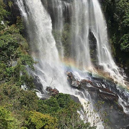 Gambita, Colombia: Una de las cascadas más impresionantes de colombia ! Un paraíso natural inexplorado