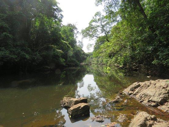 Kenema, Sierra Leone: Mahoi River