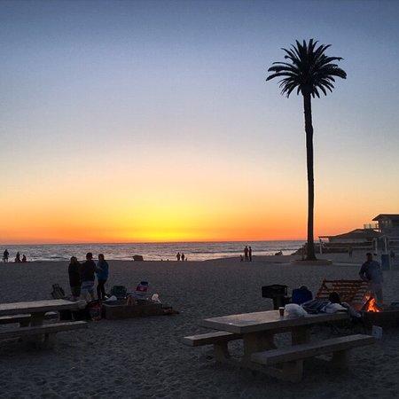 写真Moonlight State Beach枚