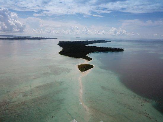 North Sumatra, Indonésia: Bais Beach