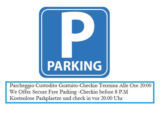 Residence & Hotel  Aramis Milan Downtown: We Offer Free Parking To All Our Customers