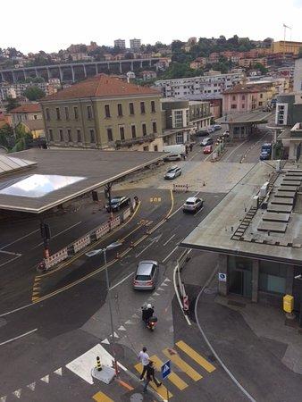 Chiasso, سويسرا: Sicht auf den Zoll