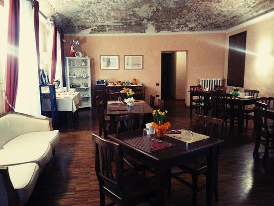 Albergo San Lorenzo: Sala delle colazioni