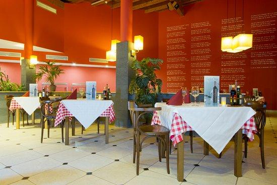 Las Playitas, Spain: Da Luigi - Italian Restaurant