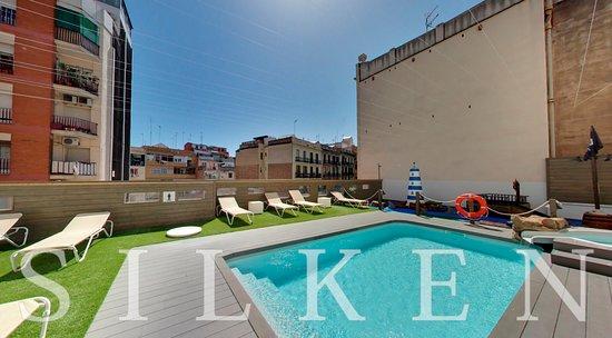 Silken Concordia Hotel Barcelone Espagne  Voir  Avis Et  Photos