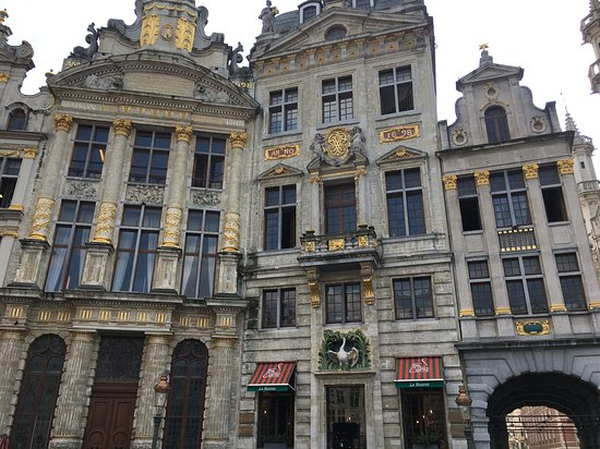 Free Tour Brussels: Plaza Mayor