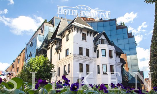 Rooms: SILKEN INDAUTXU HOTEL $78 ($̶9̶3̶)