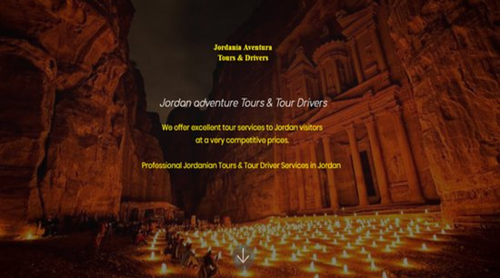 ‪Jordania Aventura Drivers -  Day Tours‬