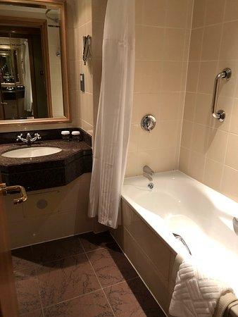 Bilde fra Hilton Glasgow