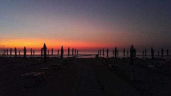 Siponto, إيطاليا: Alba lido - 4
