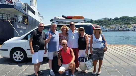 Ischia Porto, إيطاليا: taxi ischia 