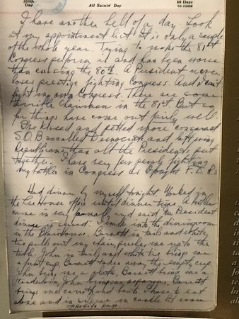 Independence, MO: A letter to Bess chronicling frustrations in dealing with congress.