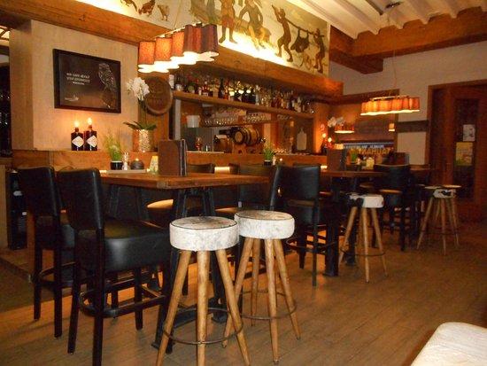 Houffalize, Βέλγιο: restaurant