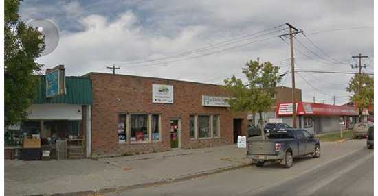 Edson, Canada: Antique Place
