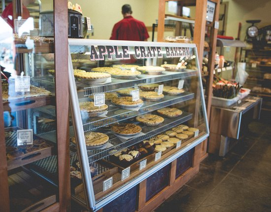 Vernon, Canadá: Fresh baked pies