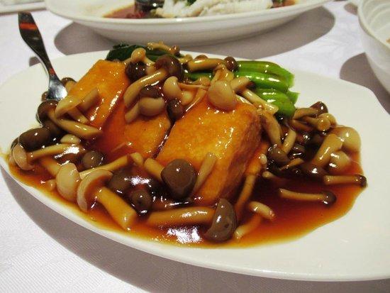 Hai Tien Lo: Tofu