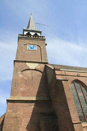 Broek in Waterland, هولندا: View of the Sint Nicolaaskerk in Broek in Waterland Noord, Holland