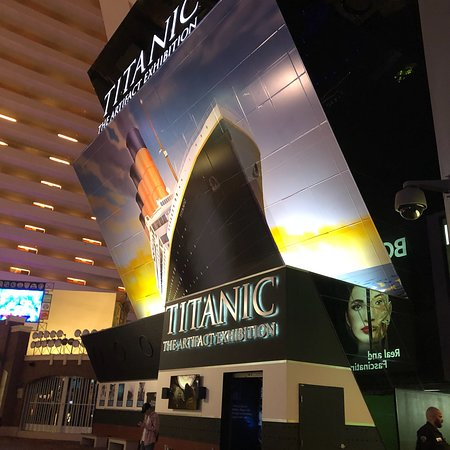 Titanic: The Artifact Exhibition (Las Vegas): 2018 All You ...