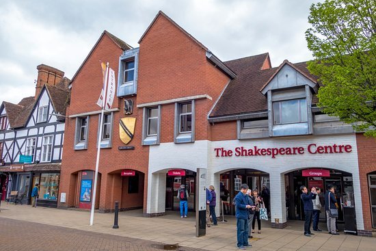 ‪The Shakespeare Centre‬