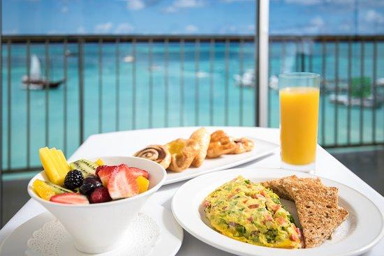 Holiday Inn Resort Aruba - Beach Resort & Casino: In-room Dining