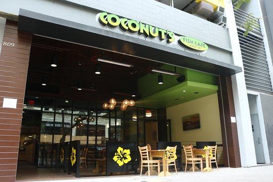 Coconut S Fish Cafe Dtla Los Angeles Downtown Photos